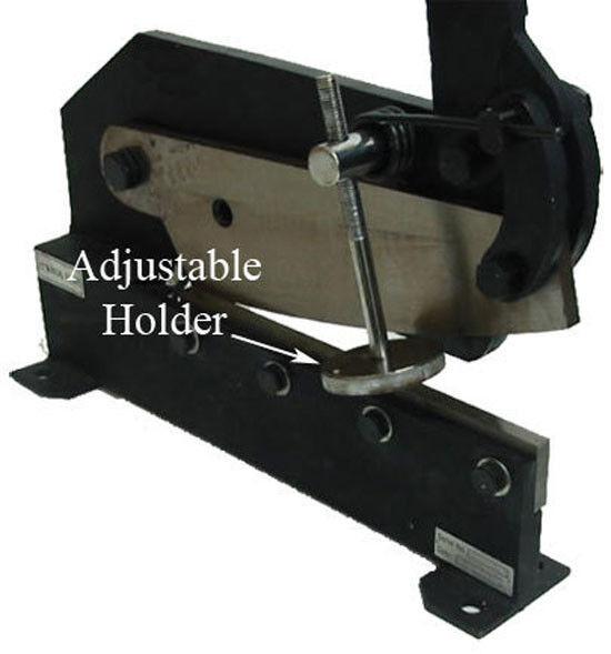 """12"""" HAND SHEAR Cutter Cutting Sheet Metal Steel Plastic Brass"""