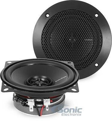 60w 4 2 Way Speakers (Rockford Fosgate R14X2 120W 4