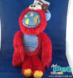 Dog Toy Red Monster Redhead Lake Macquarie Area Preview