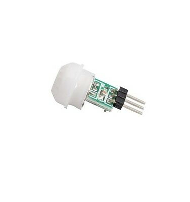 1pcs Mini Ir Infrared Pyroelectric Pir Body Motion Human Sensor Detector Module