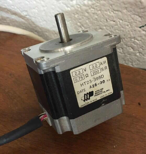 Applied Motion Products NEMA 23 High Torque Step Motor HT23-398D