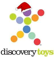 Discovery Toys Consultant Looking For Vendor Events!