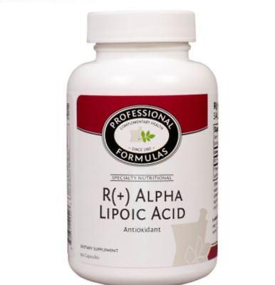 Professional Formulas - Alpha Lipoic Acid 60 caps Formulas Alpha Lipoic Acid