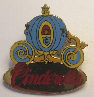 Disney World - Cinderella Coach Carriage - LE Pin