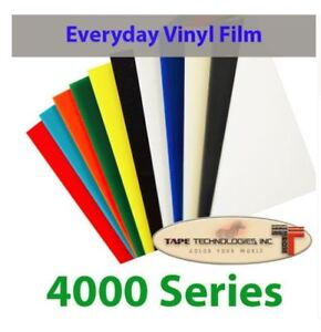 "SILHOUETTE  651 12"" X 12"" Craft Adhesive Permanent stick vinyl"