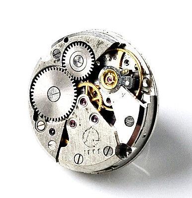 Steampunk Lapel Pin - Genuine Watch Movement - QHG2 ()
