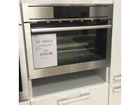AEG steam oven