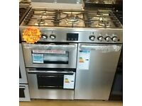 BRAND NEW BELLING 90CM FULL GAS RANGE COOKER