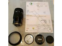Nikon Nikkor AF D 35-70mm f/2.8 D AF Lens SERVICED good condition lens FREE uk delivery