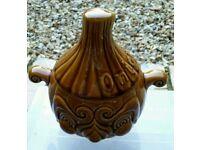 Vintage onion jar