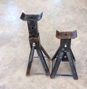 Axle/jack stands