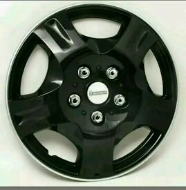 Michelin 9035 Wheel Trims, 15-inch
