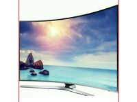"Samsung 55 inch curved smart UHD led TV SAMSUNG Smart 4k Ultra HD HDR 55"" Curved LED TV"