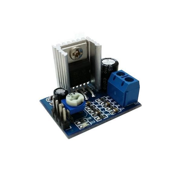 1PCS TDA2030A Amplifier Board module Voice Amplifier Single Power Supply