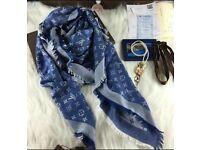 Louis Vuitton big scarf