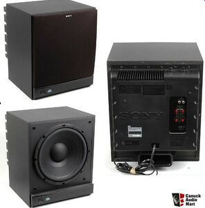 SONY SA-WM40 Active Subwoofer