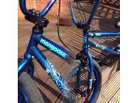 Mongoose Scan R90 BMX Bike