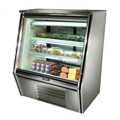 Leader Hdl36 36x34x53-inch Refrigerated Deli Case Self-contained Gravity Coil