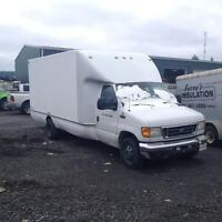 2003 Ford F450 Aero Cube Trade for your Cargo Trailer !!!!