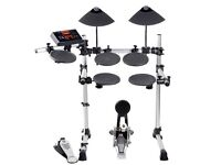 Yamaha dtx 2 electric drum kit