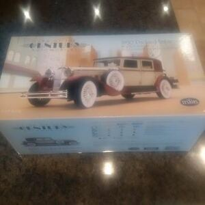 1930 Packard Lebaron Metal Model Kit