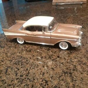 Die Cast: 1957 Chevrolet Bel Air