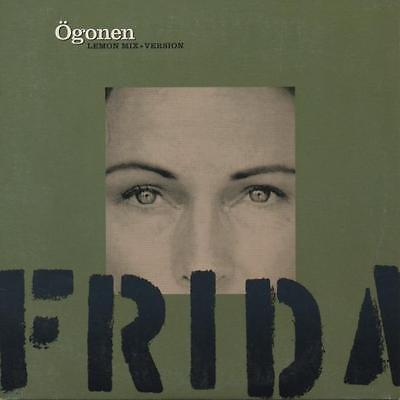 NEW! ABBA FRIDA Single-CD Ögonen / Lyngstad / Neu!OVP! Very Rar! Remixe!...