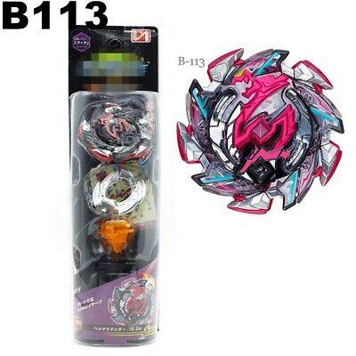 Burst B-113 Booster Hell Salamander 12.Op Balance Pack 94 DHL DE 12 Booster