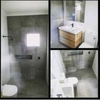 home renovation / bathroom renovation