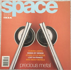 "Rare IKEA ""Space"" magazines Windsor Region Ontario image 3"