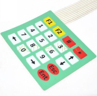 4x5 Matrix Array 20 Key Membrane Switch Keypad Keyboard 45 Keys For Arduino
