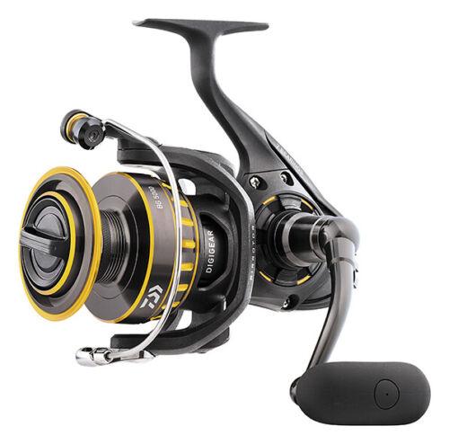 Daiwa BG Spinning Reels 5000-8000 - Daiwa Saltwater Spinning Fishing Reels