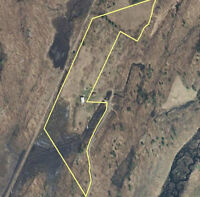 Large 25 acres of farm land 2 hours east of toronto