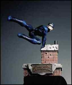Nightwing Mini Statue By William Paquet