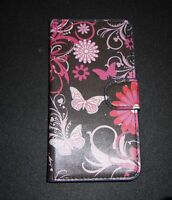 Butterfly Print Cell Phone Case