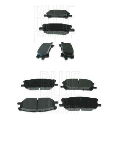LEXUS RX300 2003-2006 MINTEX  FRONT & REAR BRAKE PADS