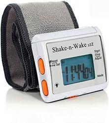 Tech Tools Shake-In-Wake Silent Vibrating Alarm Wrist Watch  TPI-107