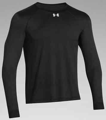 Under Armour Men's HeatGear UA Locker Long Sleeve T-Shirt New 2XL 1268475