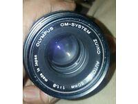 original olympus Lens 50mm