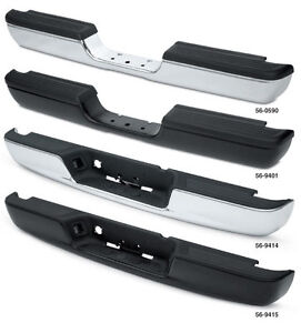 CHEV/GMC 2500-3500 REAR STEP BUMPERS
