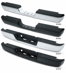 CHEV/GMC REAR STEP BUMPERS