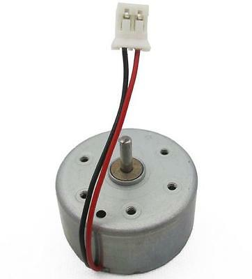 Miniature Dc Motor With Line 6000rpm Output Speed Dc 3v Mini Electric Motor