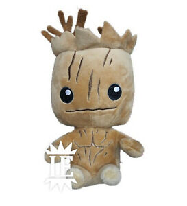 guardiani della galassia groot peluche pupazzo plush guardians of the galaxy i. Black Bedroom Furniture Sets. Home Design Ideas