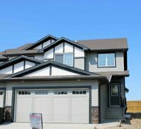 Price Drop on Move In Ready Double Car Duplex with Den