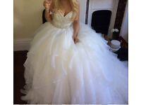 Mori lee wedding dress 2815