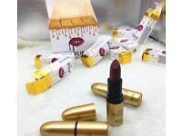 Brand New Kylie Jenner Gold Edition Lipsticks