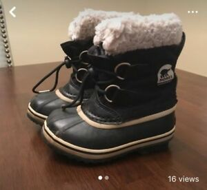 Girls sorel boots