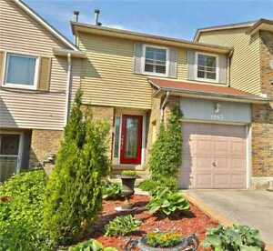 3 Bed 3 Bath Townhouse in Mississauga