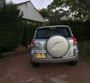2007 Toyota RAV4 Epping Ryde Area Preview