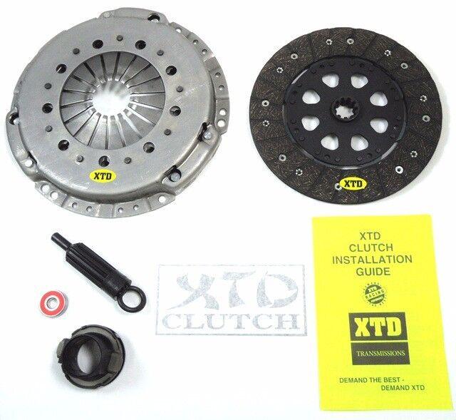 XTD PREMIUM HD CLUTCH KIT 96-99 BMW M3 3.2L E36 S52 98-02 Z3 M COUPE ROADSTER